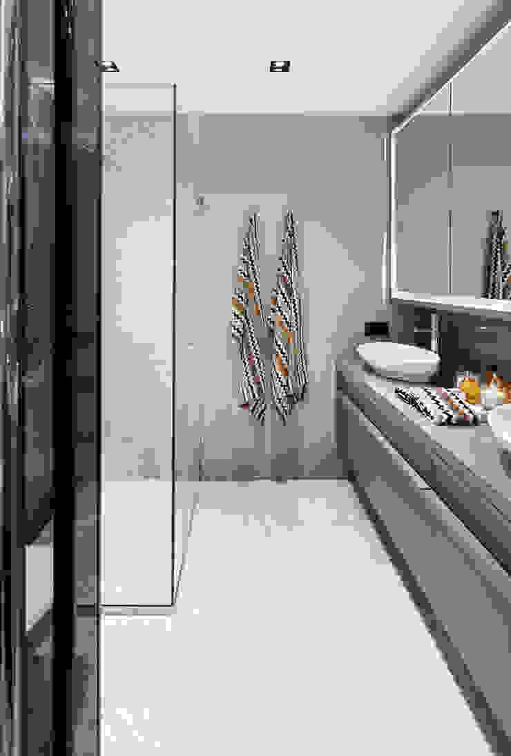 bathroom Modern bathroom by Esra Kazmirci Mimarlik Modern