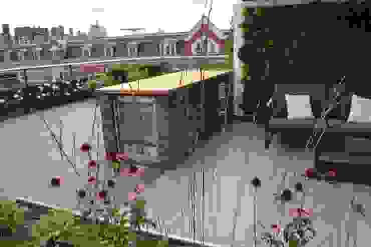 Ganton Street Roof Terrace by Aralia Modern Tiles