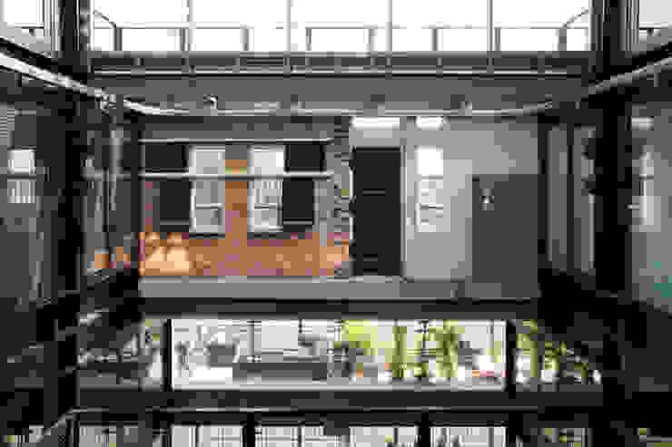Jobsveem Industriële gangen, hallen & trappenhuizen van Mei architects and planners Industrieel