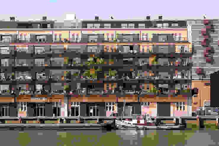 Jobsveem Industriële huizen van Mei architects and planners Industrieel