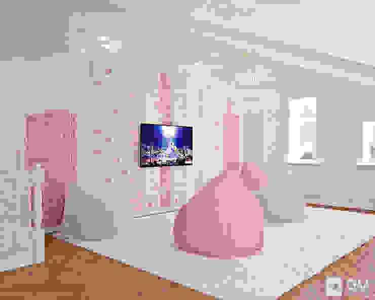 Дизайн таунхауса в классическом стиле: Детские комнаты в . Автор – GM-interior,