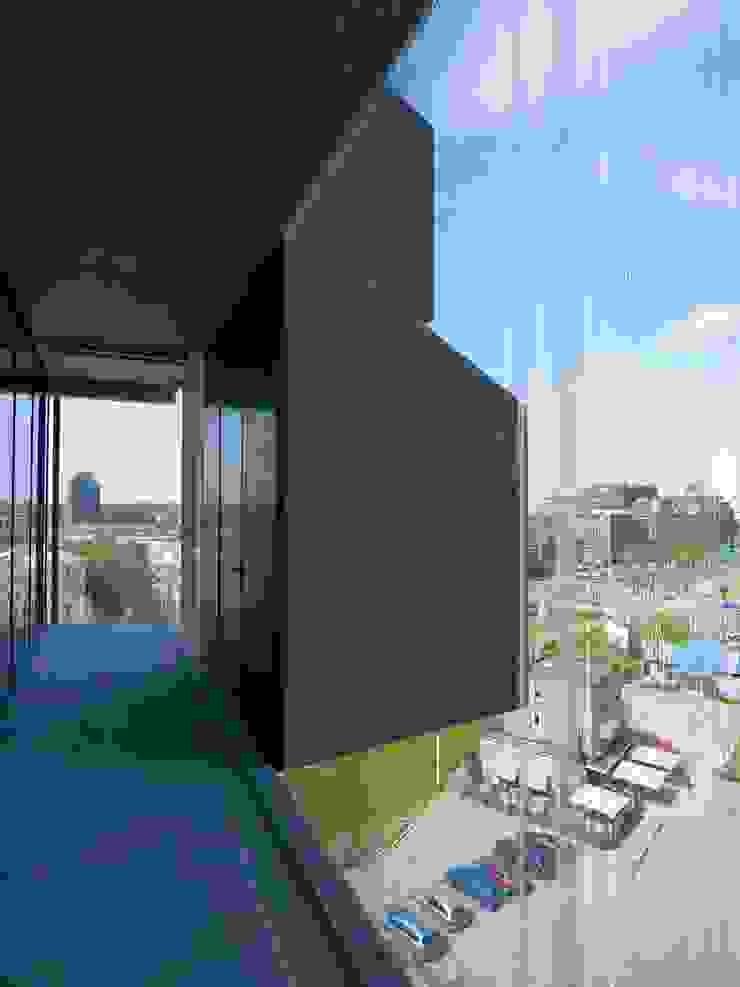 Schiecentrale 4B Industriële gangen, hallen & trappenhuizen van Mei architects and planners Industrieel