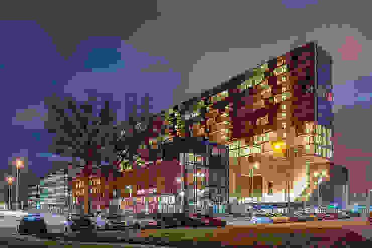 Schiecentrale 4B Industriële huizen van Mei architects and planners Industrieel