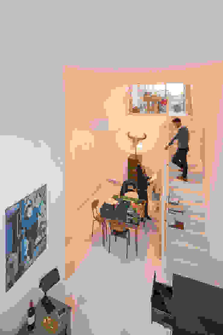 Modern Oturma Odası Mei architects and planners Modern