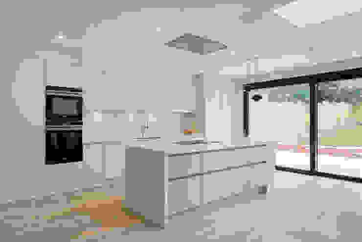 North London house refurbishment DDWH Architects Dapur Modern