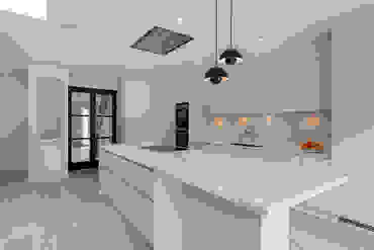North London house refurbishment DDWH Architects Modern style kitchen