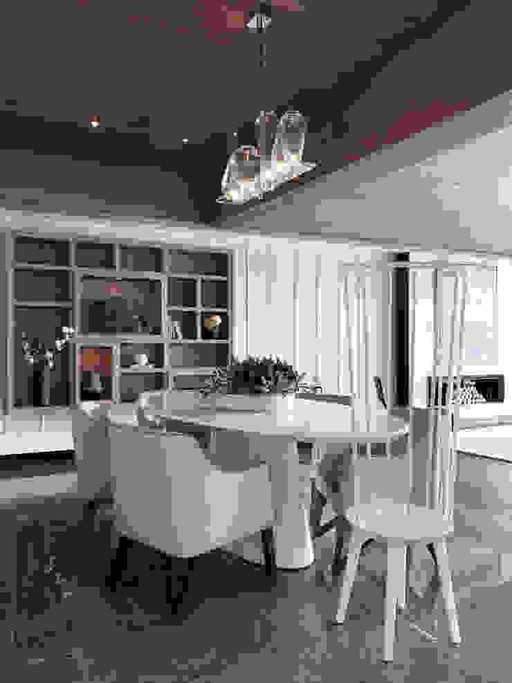 海洋都心3 根據 大觀室內設計工程有限公司 現代風