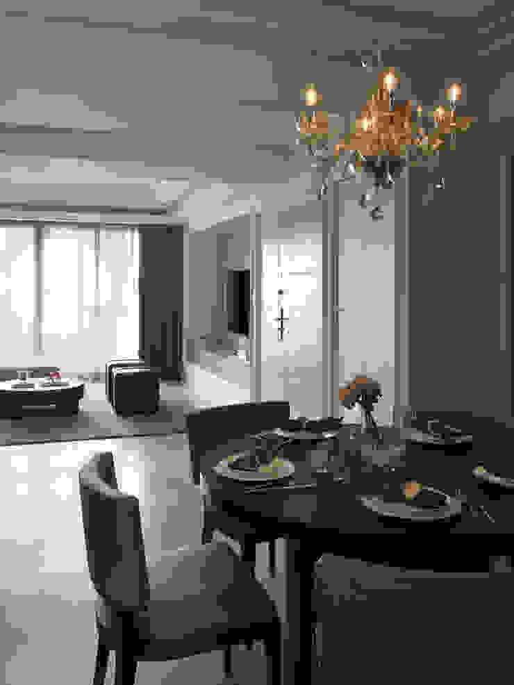 台北許宅 根據 大觀室內設計工程有限公司 古典風