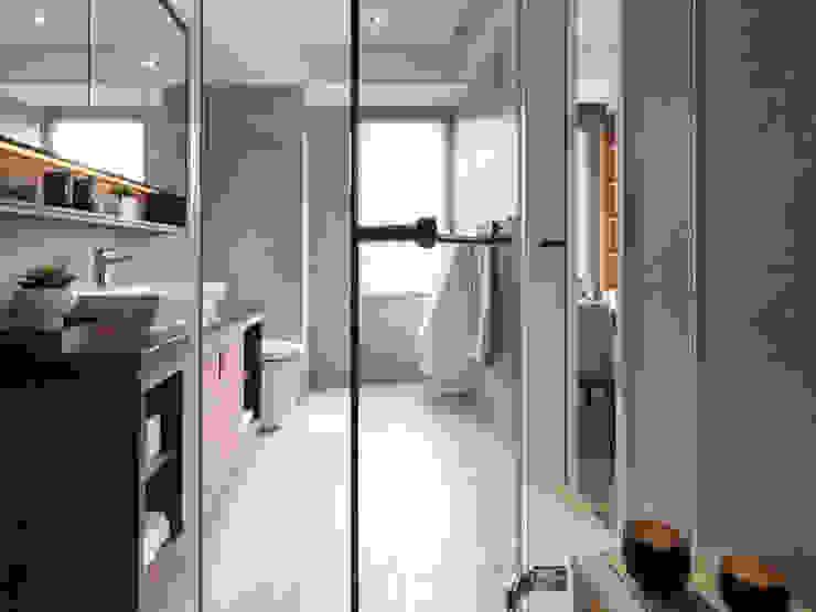 Bagno in stile  di 大觀室內設計工程有限公司