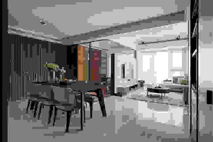 台北洪宅 根據 大觀室內設計工程有限公司 現代風
