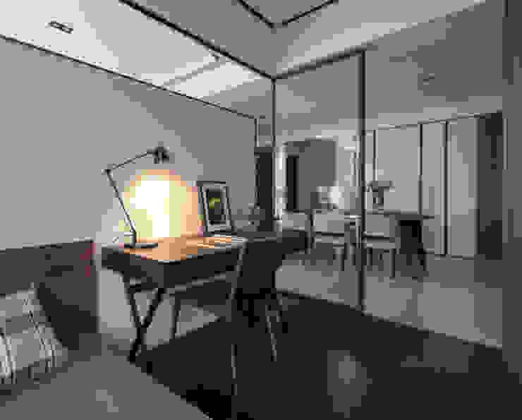 Study/office by 大觀室內設計工程有限公司, Modern