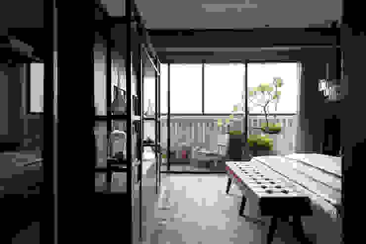 Asian style bedroom by 大觀室內設計工程有限公司 Asian