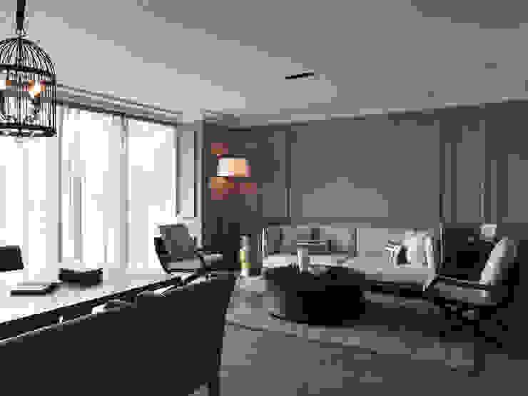 松江會所 根據 大觀室內設計工程有限公司 現代風