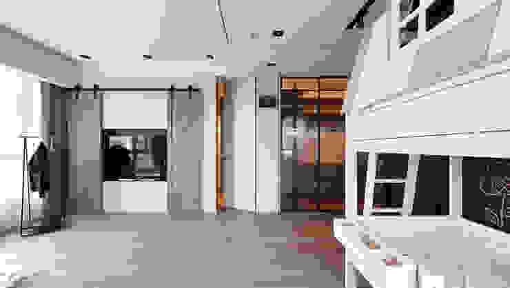 林口楊宅 根據 大觀室內設計工程有限公司 工業風