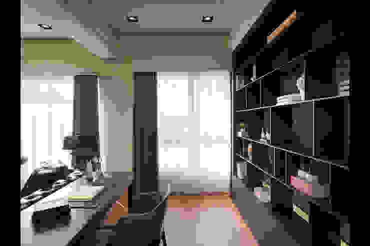 Bureau classique par 星葉室內裝修有限公司 Classique