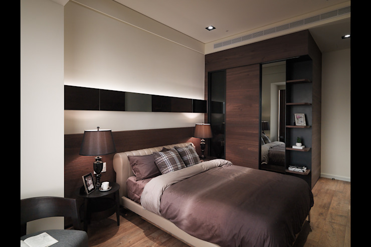 Chambre classique par 星葉室內裝修有限公司 Classique