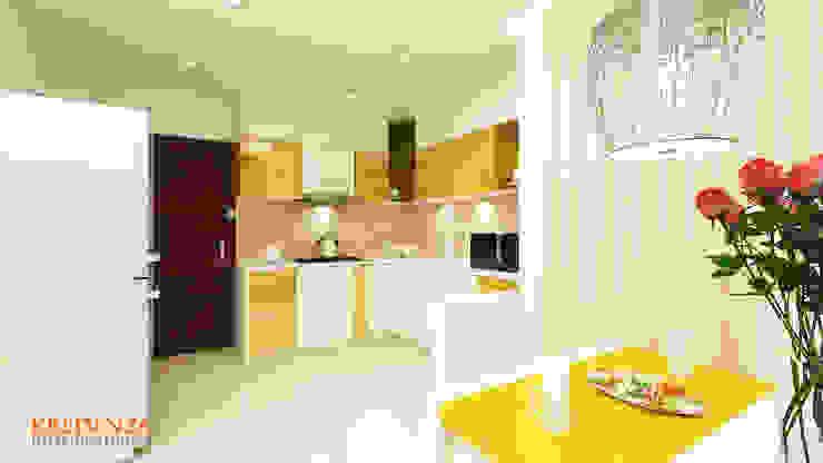 Kitchen Modern kitchen by Kredenza Interior Studios Modern