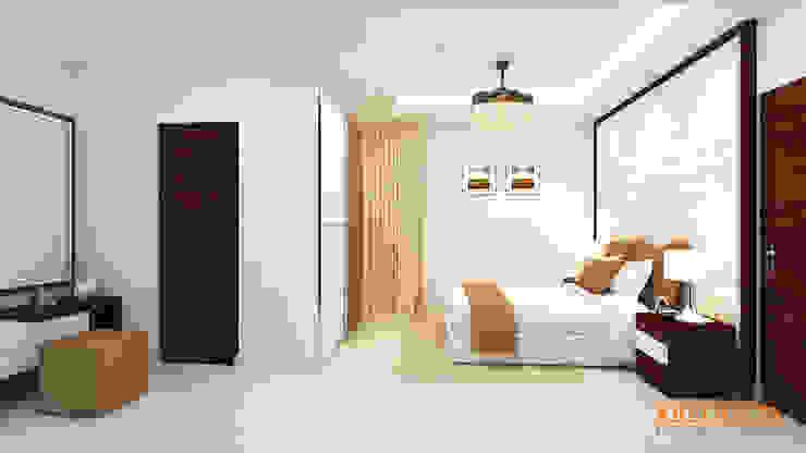 Kids Bedroom Modern style bedroom by Kredenza Interior Studios Modern