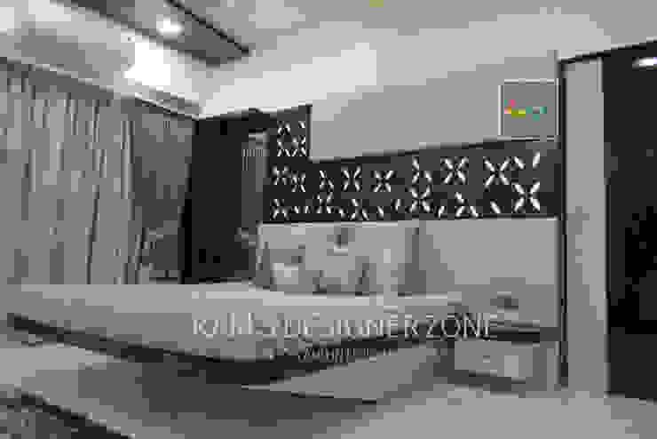 Bedroom Interior Design Modern style bedroom by KAM'S DESIGNER ZONE Modern