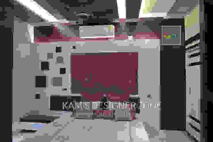Bedroom Interior Design Modern nursery/kids room by KAM'S DESIGNER ZONE Modern