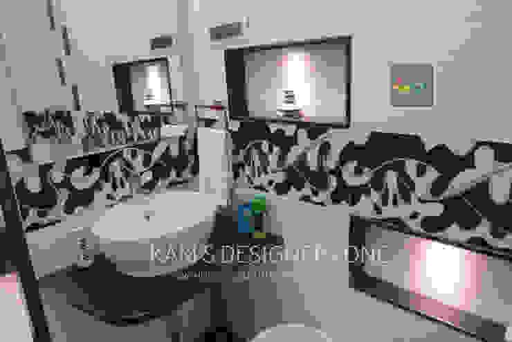 Bathroom Interior Design Modern bathroom by KAM'S DESIGNER ZONE Modern