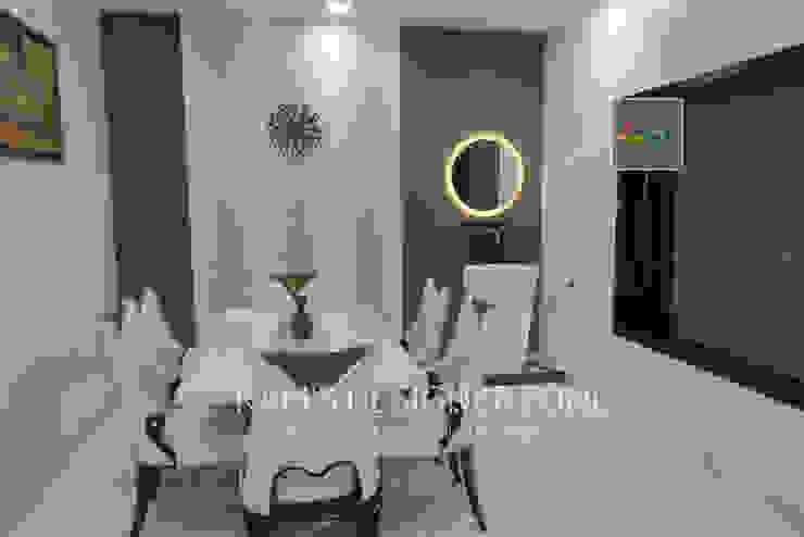 Dining Area Modern dining room by KAM'S DESIGNER ZONE Modern