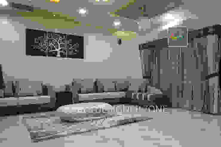 Living Room Design Modern living room by KAM'S DESIGNER ZONE Modern