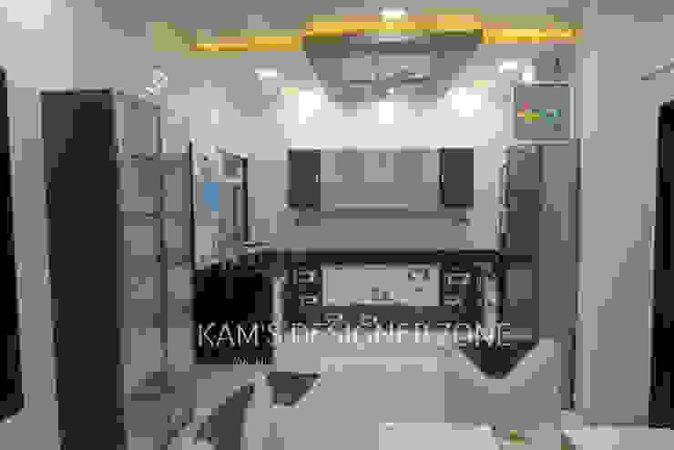 Kitchen Interior Design Modern kitchen by KAM'S DESIGNER ZONE Modern