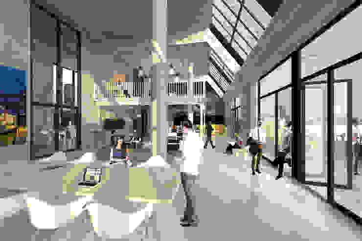 Fenix I Moderne studeerkamer van Mei architects and planners Modern