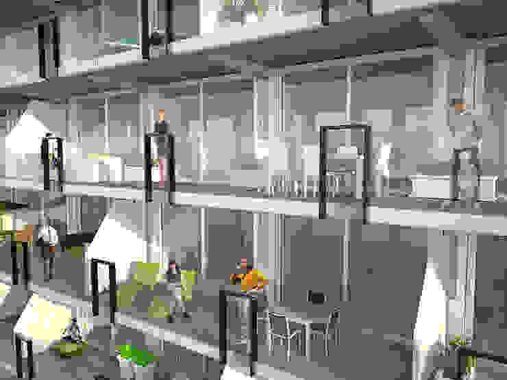 Fenix I Moderne huizen van Mei architects and planners Modern