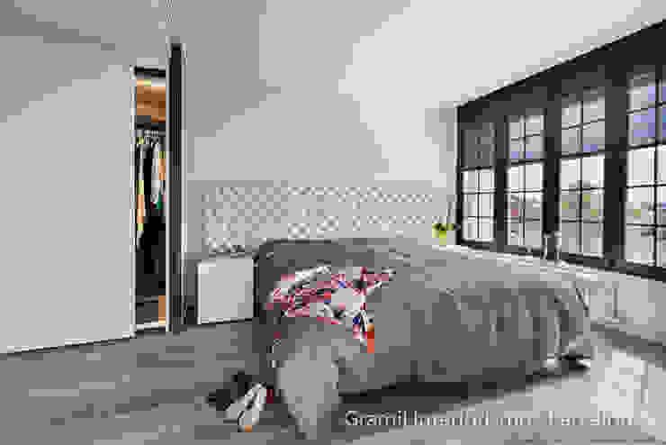 Vivienda en Sant Just Dormitorios de estilo minimalista de Gramil Interiorismo II - Decoradores y diseñadores de interiores Minimalista