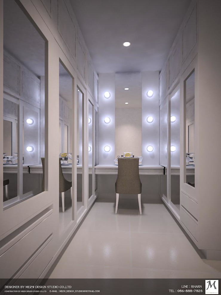 บ้านเดี่ยว 2 ชั้น ม.grand village อ่อนนุช 65อ่อนนุช 65 (85 ตร.ม.) โดย ME29 Design Studio Co.,Ltd.