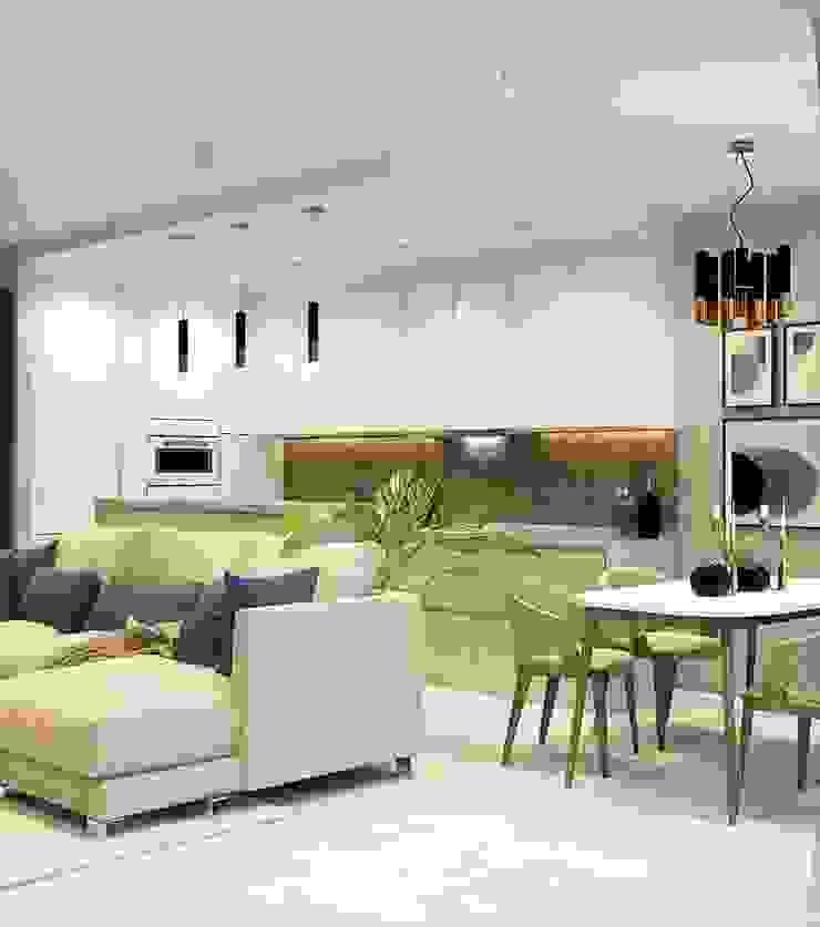 ДизайнМастер Kitchen White