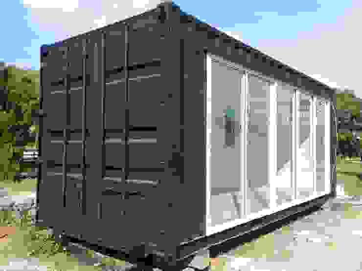 ให้เช่าตู้สำนักงาน Office + Air ตู้ใหม่ NEW!! โดย The Container Thailand