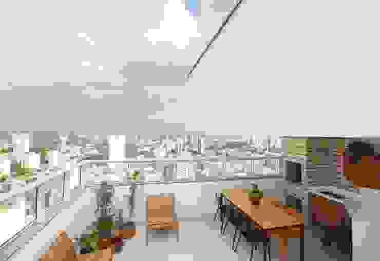 Giardino in stile  di Antonio Armando Arquitetura & Design