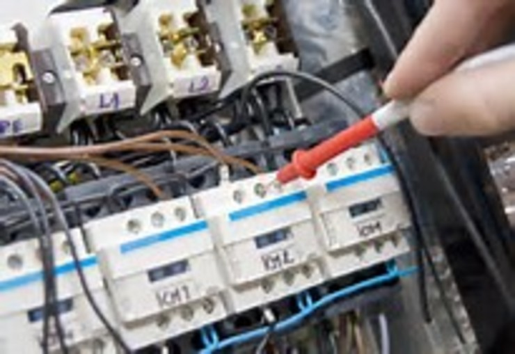 Electrical repair project by Johannesburg Electricians