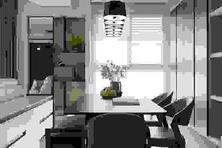 賀澤室內設計 HOZO_interior_design 根據 賀澤室內設計 HOZO_interior_design 隨意取材風