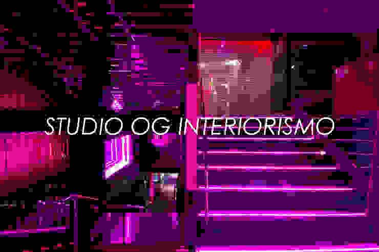 Hot Night Palace Barcelona de STUDIO OG INTERIORISMO Moderno