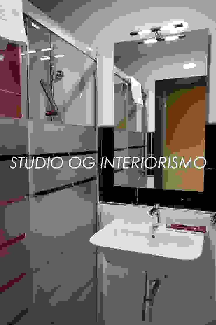 Hotel Restaurante Ceao de STUDIO OG INTERIORISMO Moderno