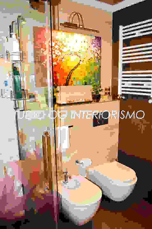 Reforma Vivienda Baño y Pasillo Baños de estilo clásico de STUDIO OG INTERIORISMO Clásico