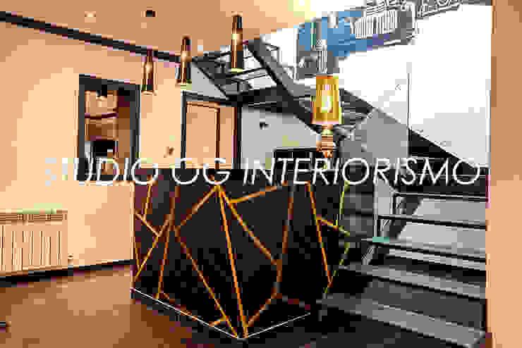 Hostal*** El Padrino (Grupo O Mirador) de STUDIO OG INTERIORISMO Moderno