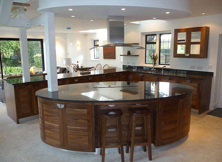 Bespoke Kitchen Design by Carpenter Cape Town