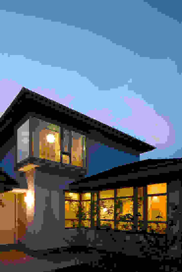 川越の住居/House in Kawagoe オリジナルな 家 の 平山教博空間設計事務所 オリジナル
