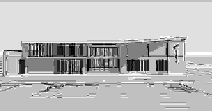 休閒農場設計 根據 馬瑞聰建築師事務所 簡約風