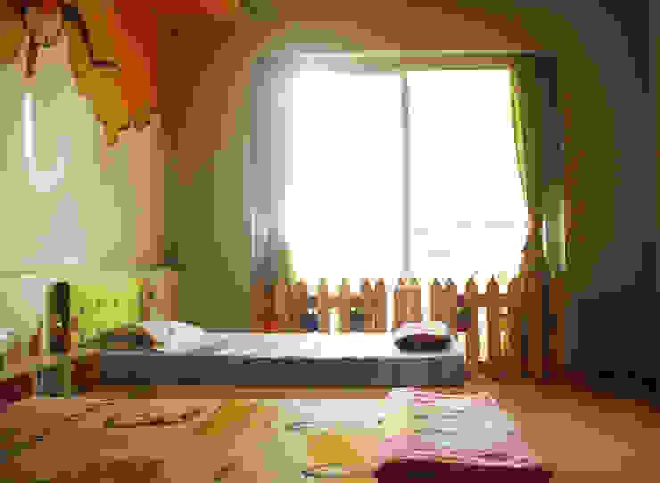 Dormitorios infantiles de estilo moderno de stonehenge designs Moderno