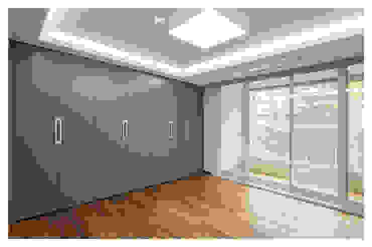 도곡동 롯데캐슬모닝아파트 / 52평형 아파트 인테리어 모던스타일 침실 by 오락디자인 모던