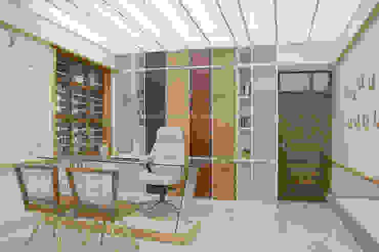 prarthit shah architects Study/office