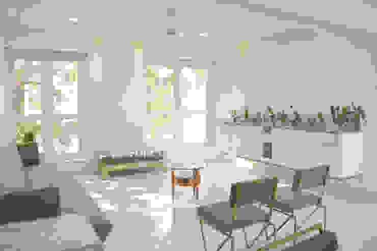 prarthit shah architects Living room