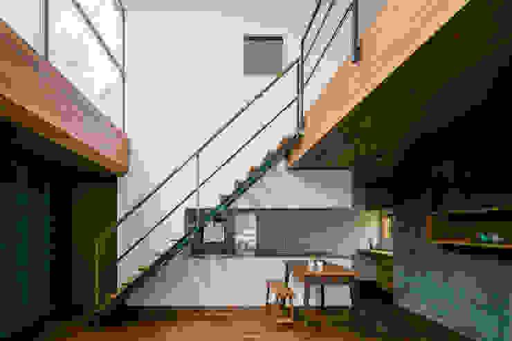 Scandinavian style living room by group-scoop architectural design studio Scandinavian Wood Wood effect