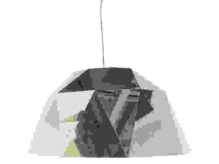 Carat chroom: modern  door Studio Sander Mulder, Modern Aluminium / Zink